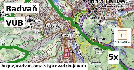 VÚB v Radvaň