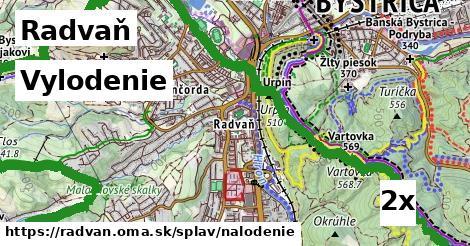 ilustračný obrázok k Vylodenie, Radvaň