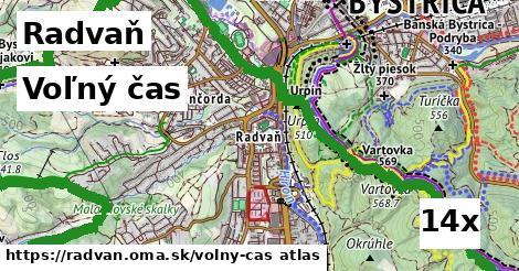 voľný čas v Radvaň