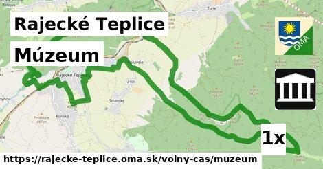 múzeum v Rajecké Teplice