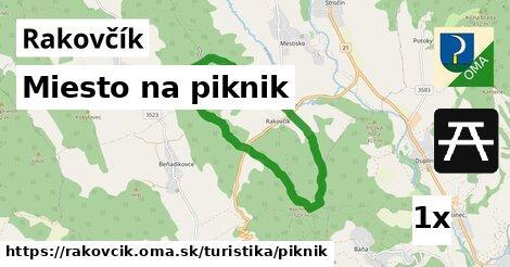 ilustračný obrázok k Miesto na piknik, Rakovčík
