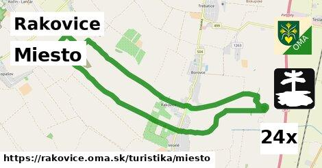ilustračný obrázok k Miesto, Rakovice