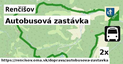 ilustračný obrázok k Autobusová zastávka, Renčišov