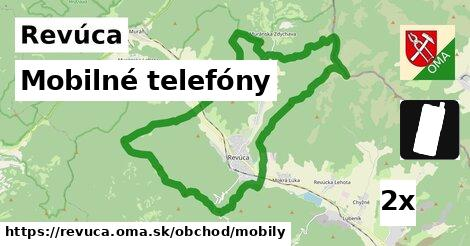 mobilné telefóny v Revúca