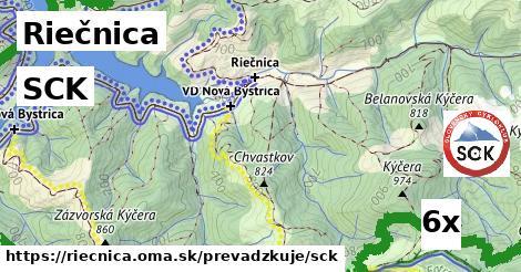 SCK v Riečnica