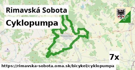 Cyklopumpa, Rimavská Sobota