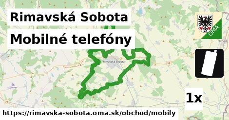 Mobilné telefóny, Rimavská Sobota