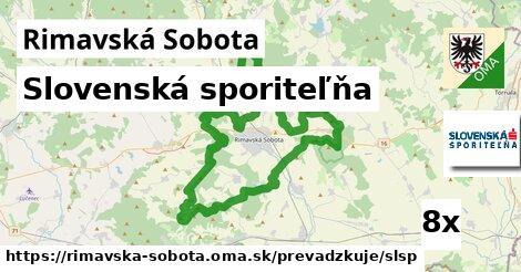 Slovenská sporiteľňa v Rimavská Sobota