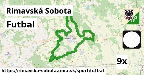 futbal v Rimavská Sobota
