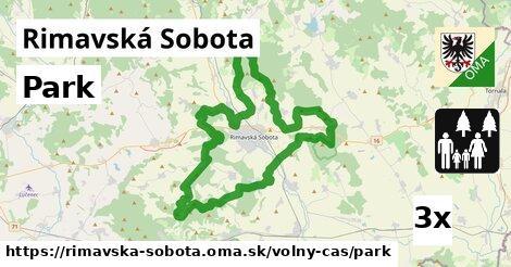 Park, Rimavská Sobota