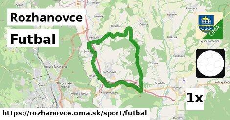 ilustračný obrázok k Futbal, Rozhanovce