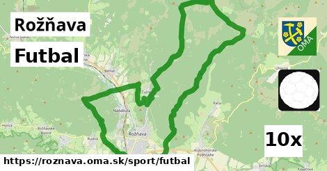 Futbal, Rožňava