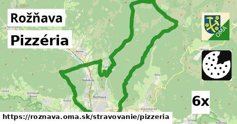 ilustračný obrázok k Pizzéria, Rožňava