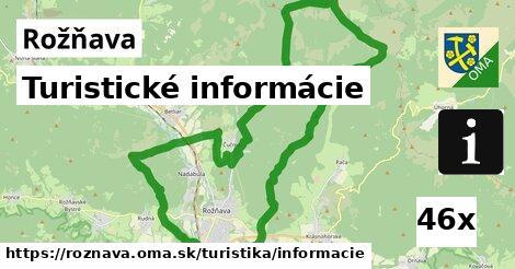 ilustračný obrázok k Turistické informácie, Rožňava