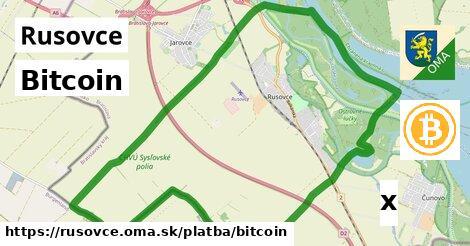 bitcoin v Rusovce