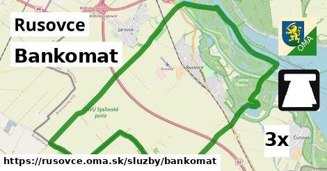 ilustračný obrázok k Bankomat, Rusovce