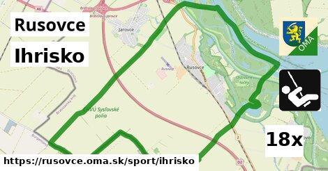 ilustračný obrázok k Ihrisko, Rusovce