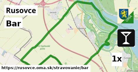 ilustračný obrázok k Bar, Rusovce