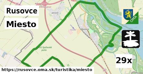ilustračný obrázok k Miesto, Rusovce