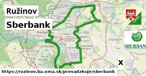 Sberbank v Ružinov
