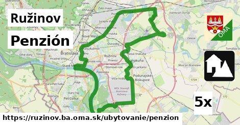 penzión v Ružinov