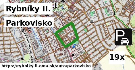 parkovisko v Rybníky II.