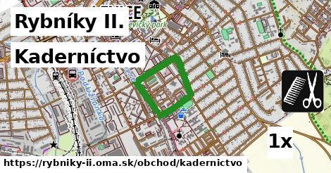 kaderníctvo v Rybníky II.