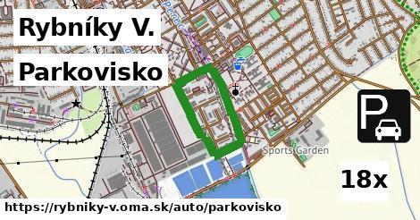 parkovisko v Rybníky V.