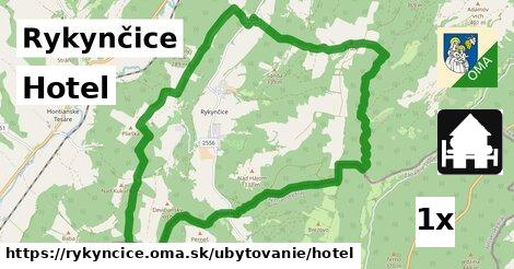hotel v Rykynčice