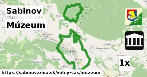 múzeum v Sabinov