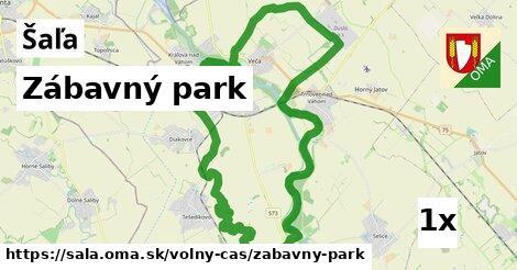 Zábavný park, Šaľa