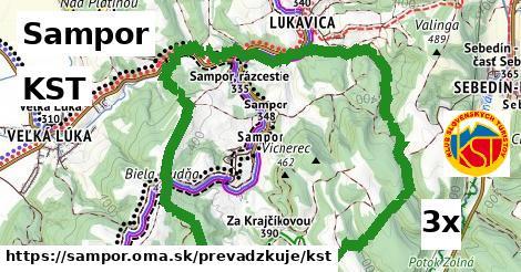 KST, Sampor