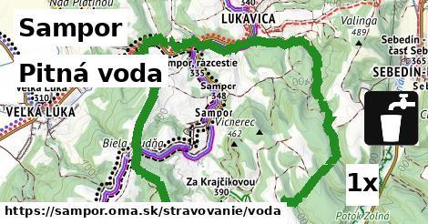 Pitná voda, Sampor