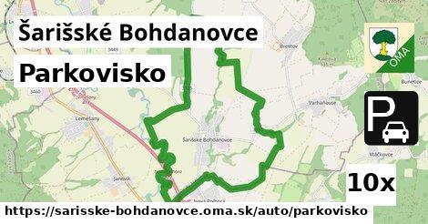 ilustračný obrázok k Parkovisko, Šarišské Bohdanovce