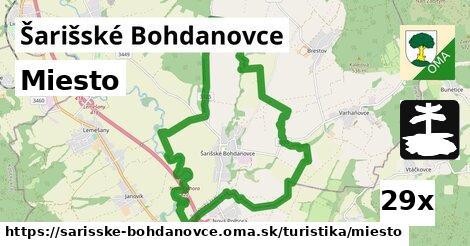 ilustračný obrázok k Miesto, Šarišské Bohdanovce