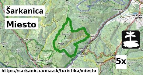 ilustračný obrázok k Miesto, Šarkanica