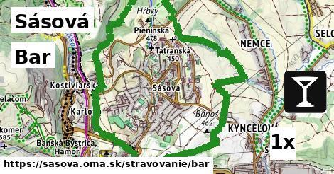 bar v Sásová