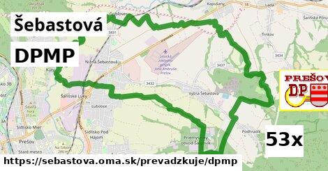 ilustračný obrázok k DPMP, Šebastová