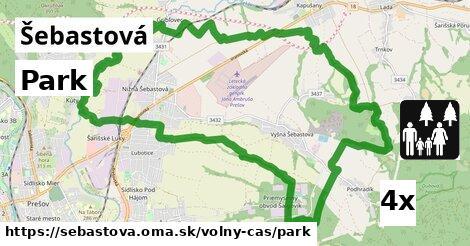park v Šebastová