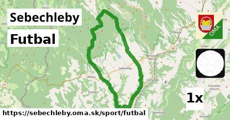 futbal v Sebechleby