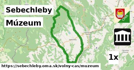 múzeum v Sebechleby