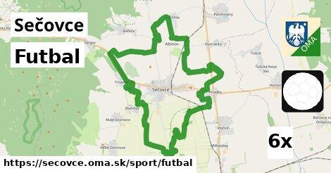 futbal v Sečovce