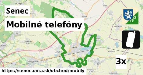 mobilné telefóny v Senec