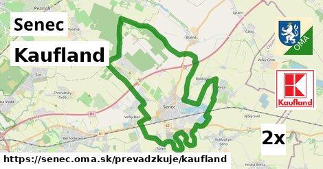 Kaufland v Senec