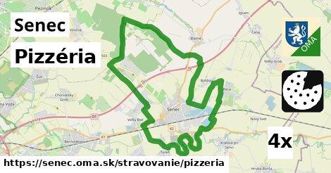pizzéria v Senec