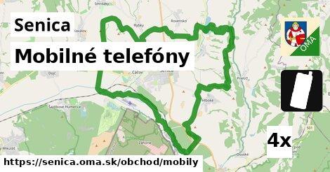 Mobilné telefóny, Senica