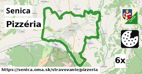 Pizzéria, Senica
