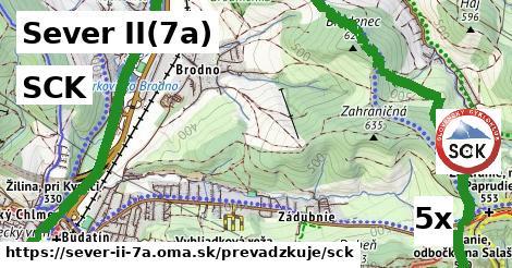 ilustračný obrázok k SCK, Sever II(7a)