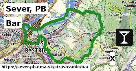 ilustračný obrázok k Bar, Sever, PB