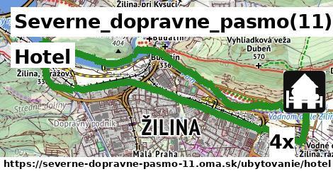 ilustračný obrázok k Hotel, Severne_dopravne_pasmo(11)